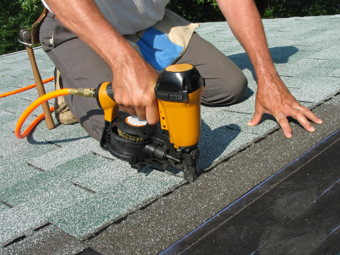 Hire us for roofing services  in Kalispell & Whitefish, MT